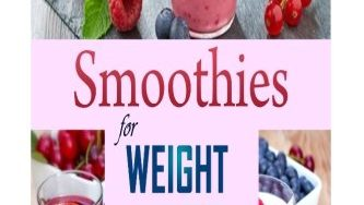 Smoothies for Weight Loss: 37 Delicious Smoothies That Crush Cravings, Fight Fat, And Keep You Thin (Smoothie Recipes – Green Smoothies – Fat Loss – Smoothie Recipes – Diet)
