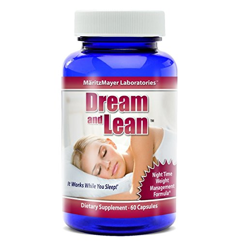 Dream and Lean Night Time Diet Weight Loss Fat Burners Sleep Better Blast the Belly and Loose Weight while you Sleep Free USA Shipping 100% Money Back Guarantee