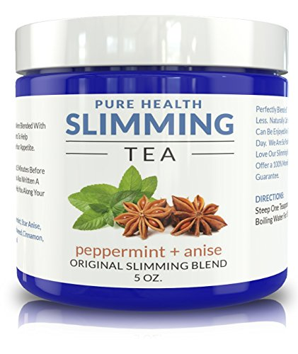 My Diet Chef- Flat Tummy Tea For Weight Loss. Herbal Slimming Blend Helps Suppress Your Appetite So You Eat Less. Peppermint Blend.