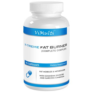 Extreme Fat Burner and Appetite Suppressant for Weight Loss Support – Thermogenic Blend for Men and Women to Increase Energy Boost Metabolism and Accelerate Weight Loss.Weight Lose Supplements
