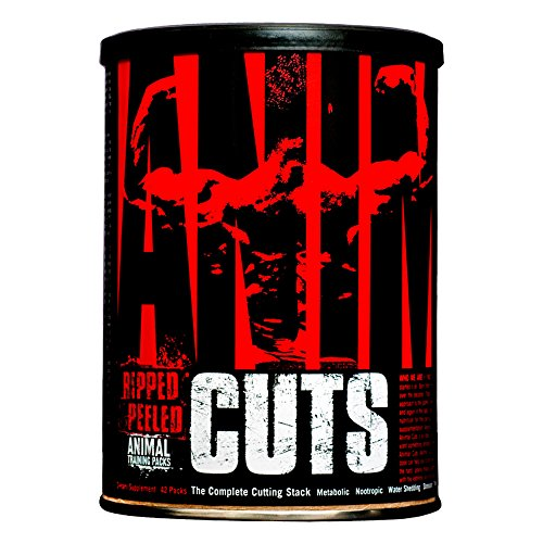 51FMKFmgoUL - Animal Cuts Fat Burner Thermogenic for Weight Loss - Ripped and Peeled Results