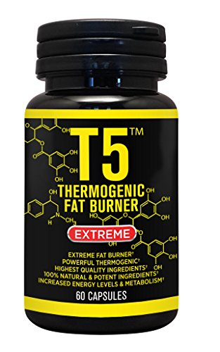 51YdfiYcJwL - FAT BURNER CAPSULES 100% T5 SLIM STRONGEST LEGAL SLIMMING DIET PILLS WEIGHT LOSS