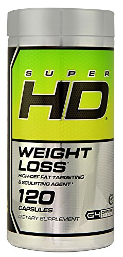 Cellucor Super Hd – Weight Loss – Fat Burner (120 Capsules)